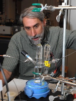 Daniel G. Nocera, MIT - Photo Donna Coveney