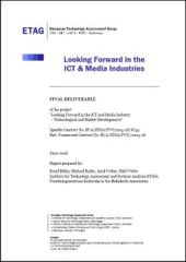 "STOA Report ""Looking Forward in the ICT & Media Industries"""